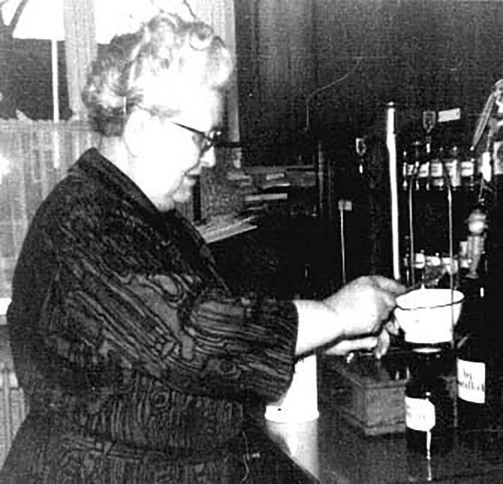Apothekerin Maria - Regina Wenzel (1901 - 1990)