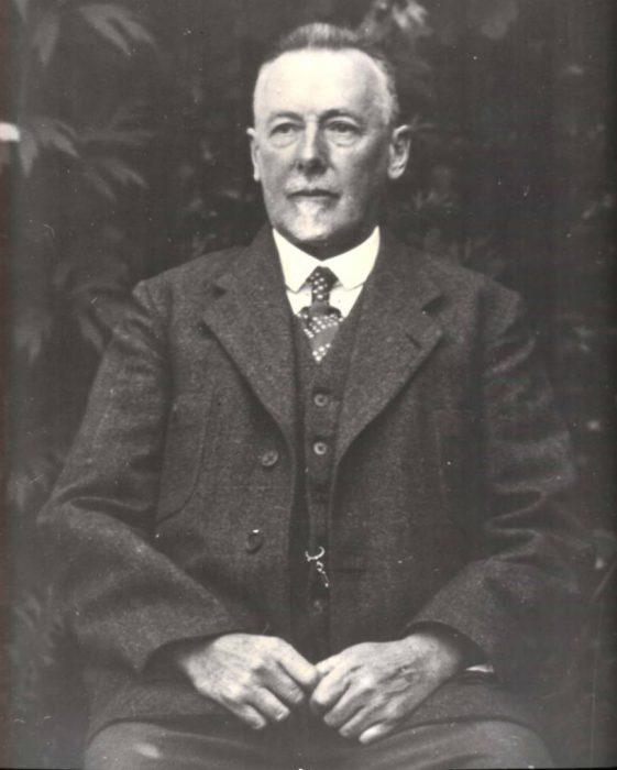 """Rudolf Wehrkamp war der erste Bersenbrücker """" Pillendreher"""""""